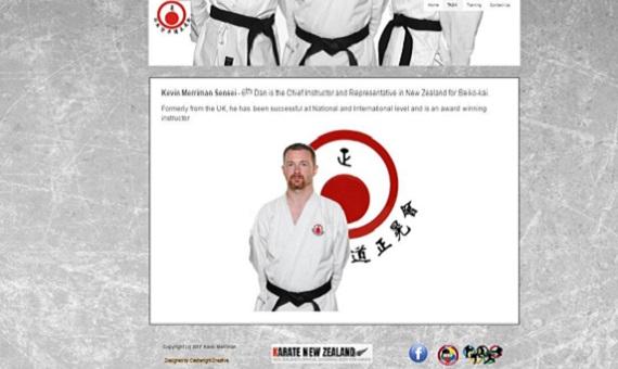 The Academy of Seiko-Kai Karate